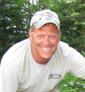 Maine Guide Dave Conley